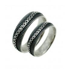 Sidabriniai žiedai