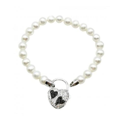 Apyrankė su perlais