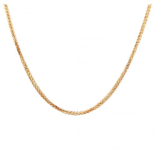 Auksinė grandinėlė 50 cm