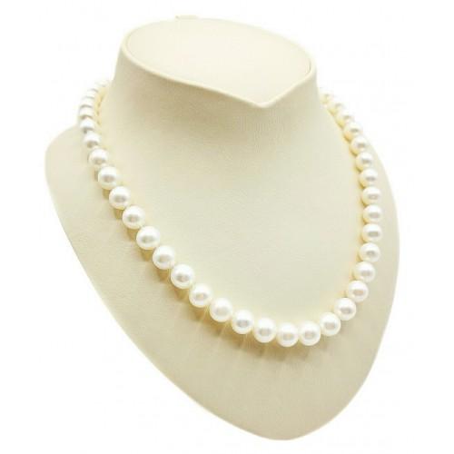 Sidabrinis vėrinys su perlais
