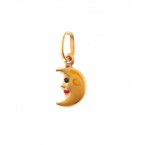 """Auksinis pakabukas """"Mėnulis"""""""