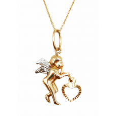 Auksinis pakabukas ''Angelas''